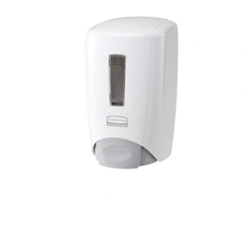 Rubbermaid 500ML Flex Dispenser bundle with Alcohol Hand Rub