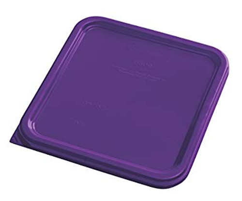 Rubbermaid Square Container Lid - Small Purple