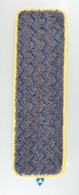 Rubbermaid Hygen Microfibre Wet Mop 40 cm Coded Yellow (2061056)