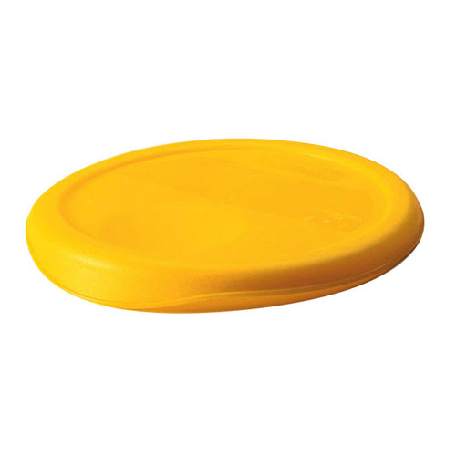 Rubbermaid Round Container Lid - Large Yellow