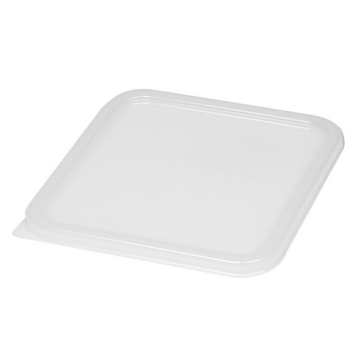 Rubbermaid Square Container Lid - Medium White