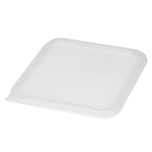 Rubbermaid Square Container Lid - Medium White