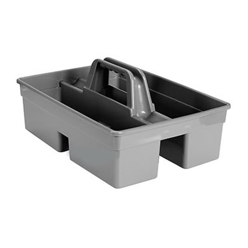 Rubbermaid Executive Carry Caddy, Gray