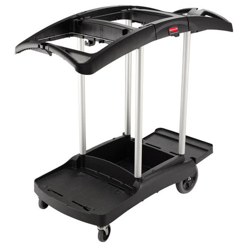 Rubbermaid Triple Capacity Cleaning Cart