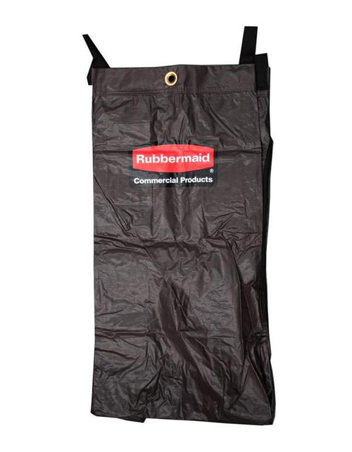 Rubbermaid Vinyl Replacement Bag W/ Zippered Side Opening