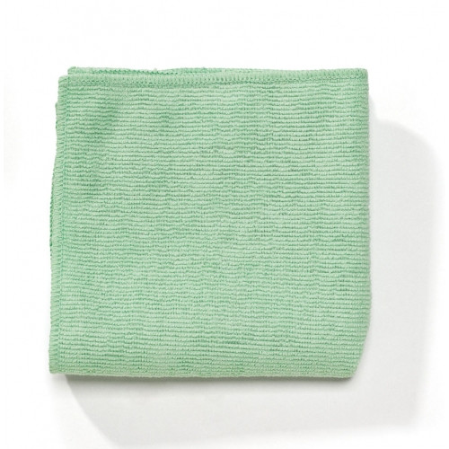 Rubbermaid Professional Microfiber Cloth Green