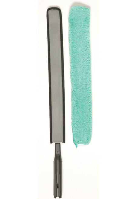 Rubbermaid Quick-Connect Flexible Dusting Wand With Microfibre