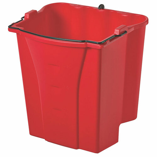 Rubbermaid Wavebrake Dirty Water Bucket 17 L