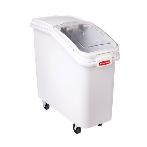 Rubbermaid Ingredient Bin With Scoop 79 L