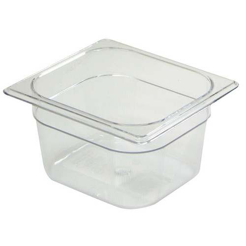 Rubbermaid Gastronorm Food Pan 1/6 150 mm