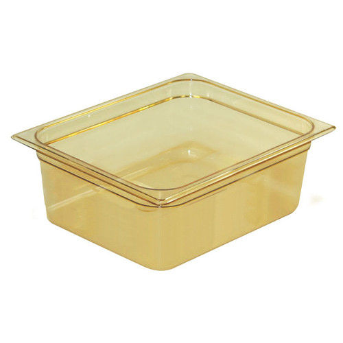 Rubbermaid Gastronorm Food Pan 1/2 150 mm - Amber