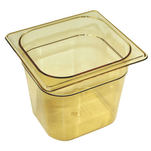 Rubbermaid Gastronorm Food Pan 1/6 150mm
