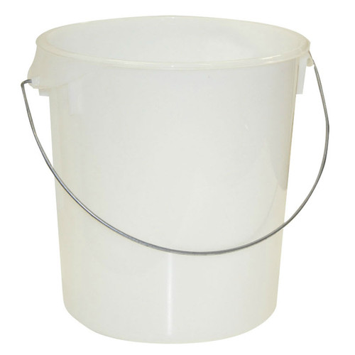 Rubbermaid Round Storage Container With Handle 20.8 L