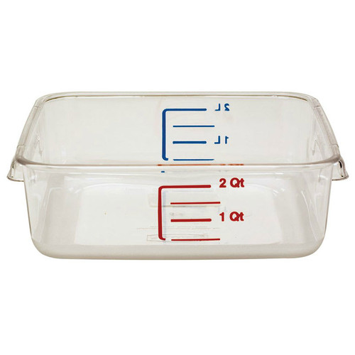 Rubbermaid Space Saving Container 1.9 L