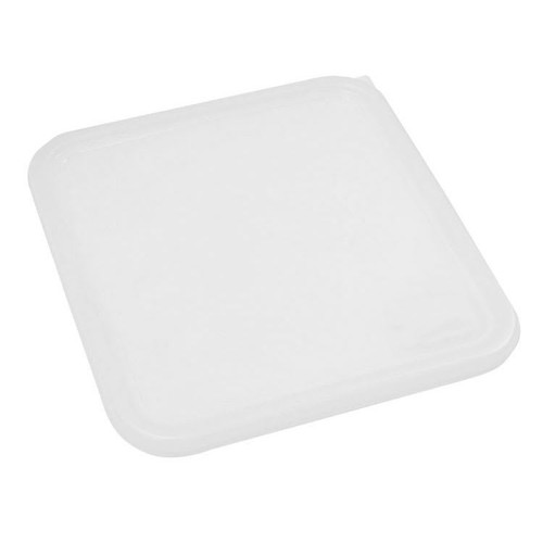 Rubbermaid Square Container Lid - Large White