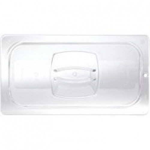 Rubbermaid Hard Cover 1/9 With Peg Hole