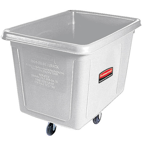Rubbermaid Cube Truck 0.2 M³ - White