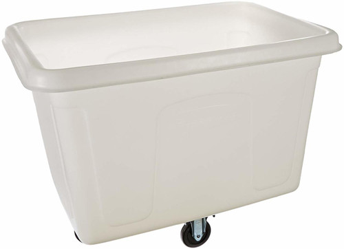 Rubbermaid Cube Truck 0.3 M³ - White