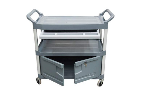 Rubbermaid FG409400GRAY