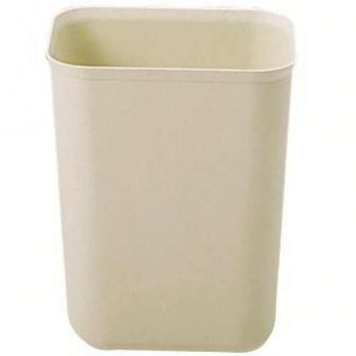 Rubbermaid Fire Resistant Wastebasket 6.6 L