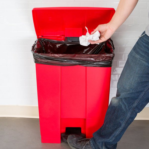 Rubbermaid FG614400RED