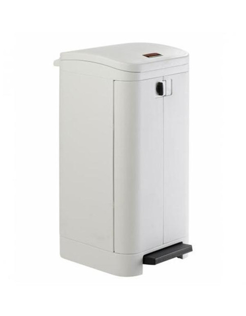 Rubbermaid Step-On Best 100 L - White