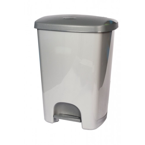 Rubbermaid Pedal Bin, 40 L Without Liner