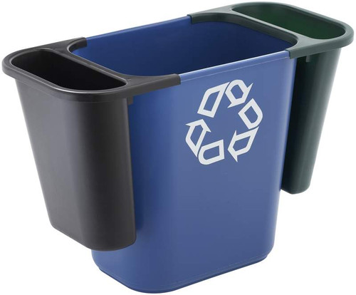 Rubbermaid FG295673BLUE