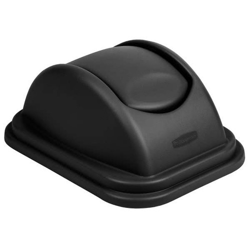 Rubbermaid Untouchable Swing Top fits FG2957 - Black