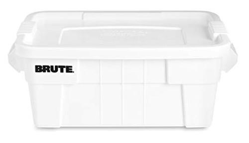 Rubbermaid Brute Tote 53 L - White