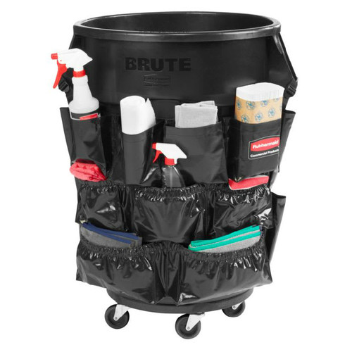 Rubbermaid Executive Brute Caddy Bag Black