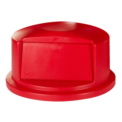 Rubbermaid Dome Top Fits FG264300 - Red