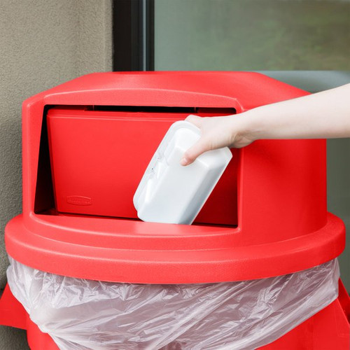Rubbermaid FG264788RED