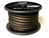 XP FLEX BLACK 1/0 AWG CCA CABLE CABLE 50' Spool