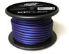 XP FLEX BLUE 4 AWG CCA CABLE CABLE 100' Spool