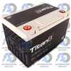 XS POWER PWR-S5 GROUP 34 TITAN8 12V LITHIUM 2000A 120 ENERGY WH BATTERY FOR 5000 WATTS