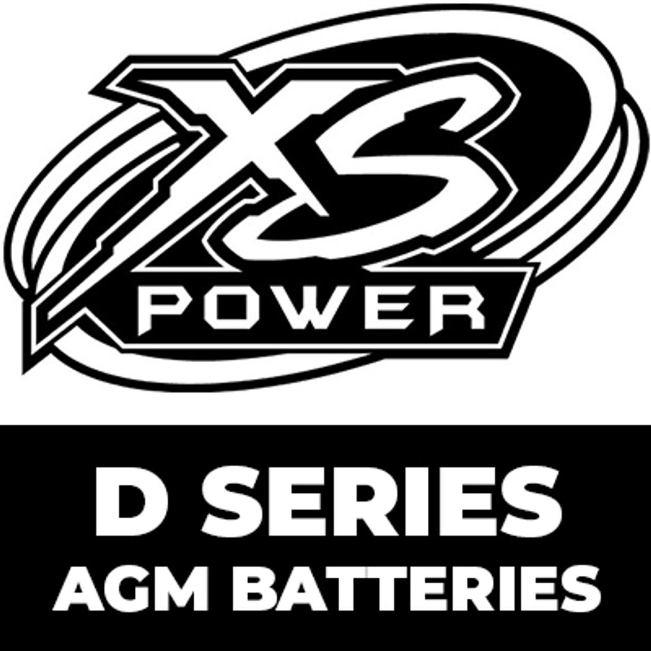 XS Power D Series AGM Batteries