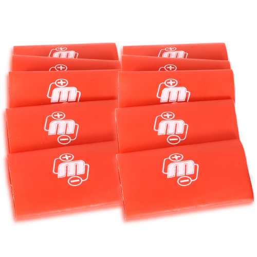 10 Pack (Red) Mechman Marine Grade Heat Shrink
