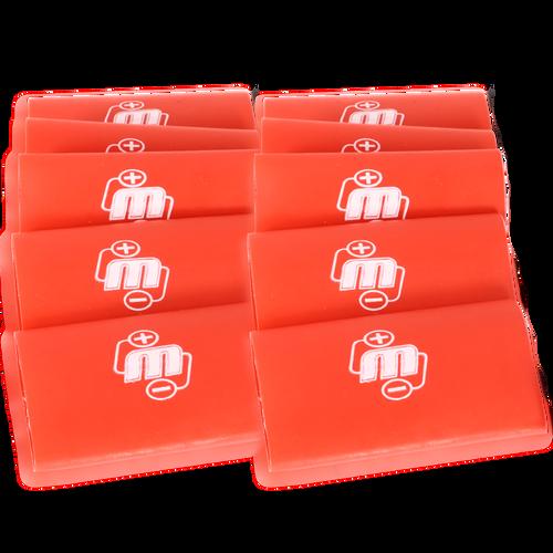 40 Pack (Red) Mechman Marine Grade Heat Shrink