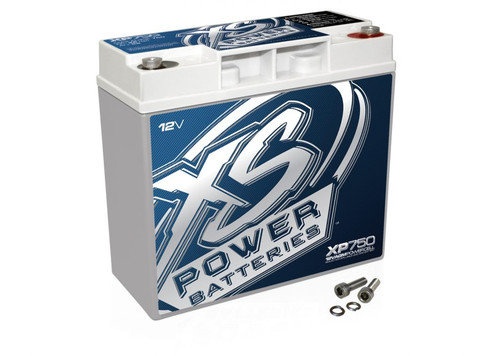 XS Power XP750 12v AGM Battery, Max Amps 750A
