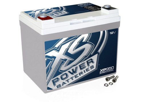 XS Power XP950 12v AGM Battery, Max Amps 950A