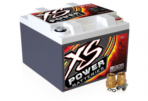XS Power S925 12V AGM Starting Battery, Max Amps 2,000A  CA: 550A