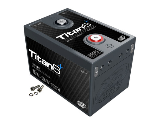 XS Power Titan RSV-S5 12V Lithium Battery (Reserve Capacity)
