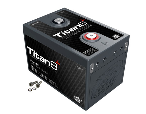 XS Power Titan PWR-S5 12V Lithium Battery (Burst Discharge)