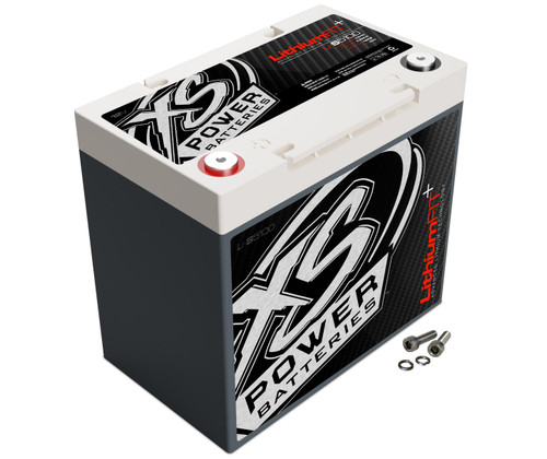 Li-S5100 XS Power 12VDC Lithium Racing Battery 3840A 41.6Ah Group 51