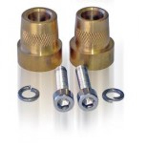 XS POWER 586 Tail brass Post Adapters M6 For 925, 1200