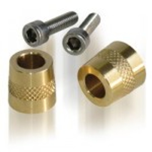 XS POWER 580 Short brass Post Adapters M6