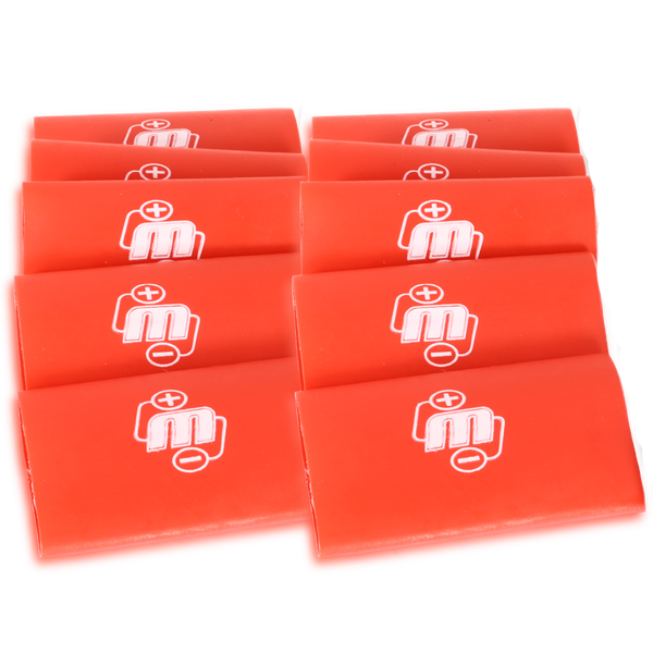 10 Pack (Red) Mechman Marine Grade Heat Shrink