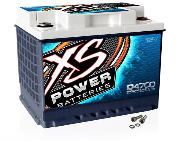 XS Power D4700 AGM Battery