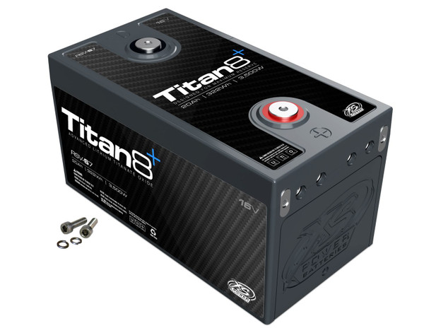 XS Power Titan RSV-S7 16V Lithium Battery (Reserve Capacity)